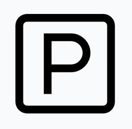 When you rent Holton Annex, you get free parking space