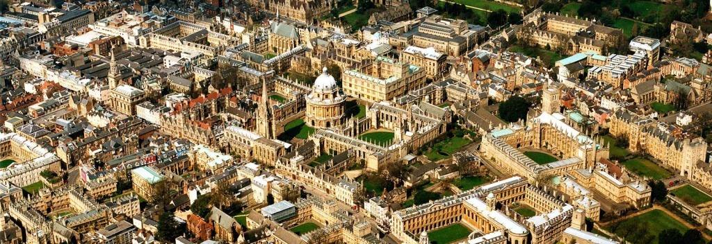 Visiting Oxford University